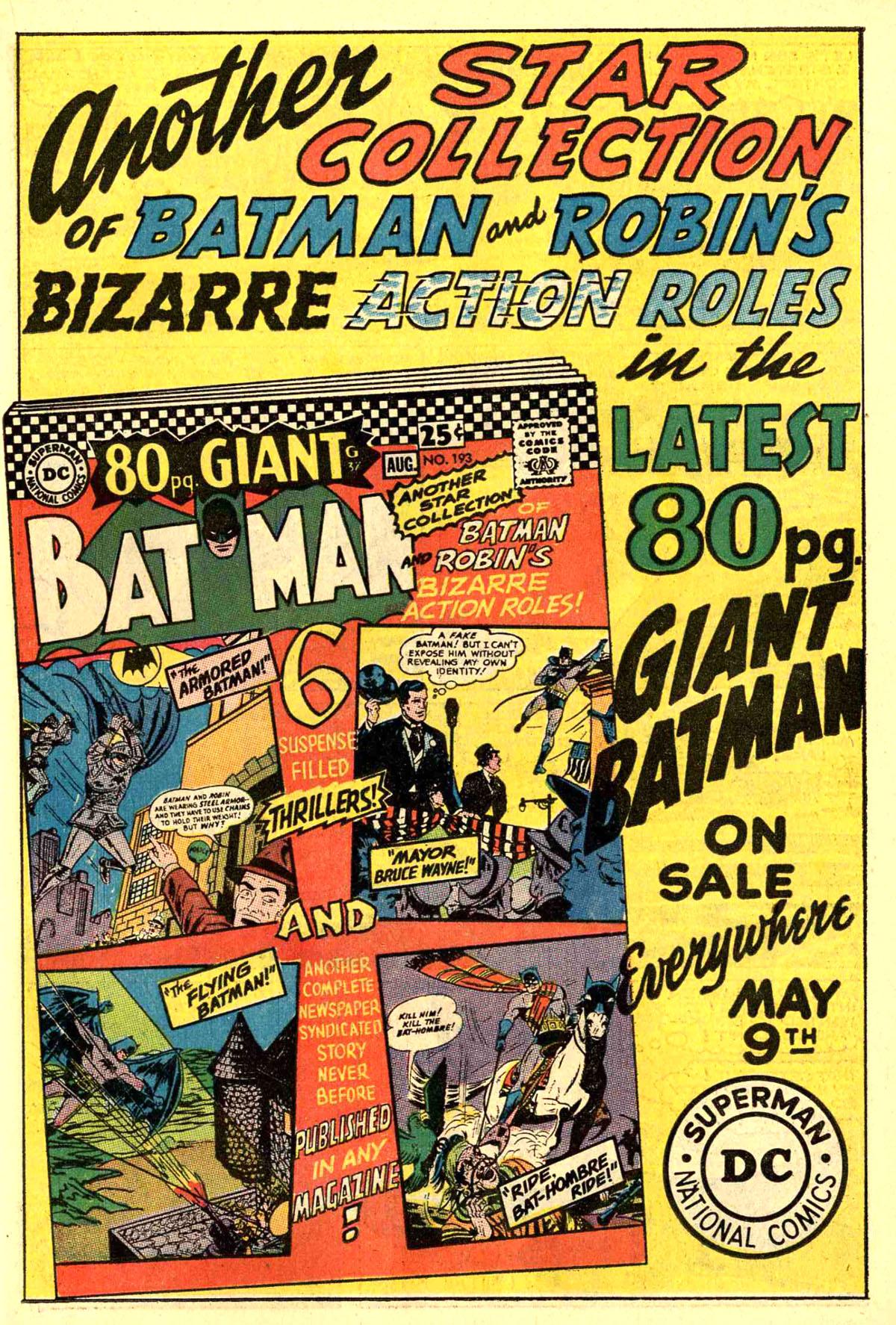 Detective Comics (1937) 365 Page 22