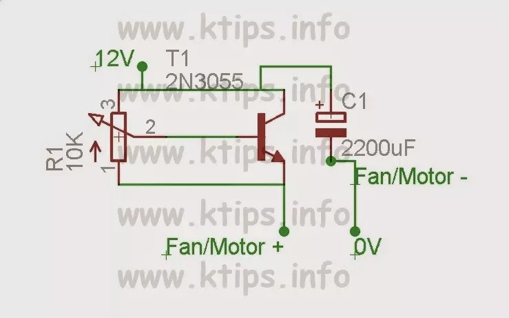 Computer Fan Speed Controller