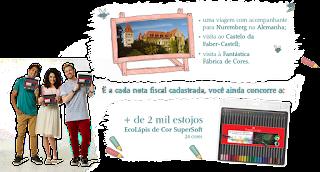 Promoção Faber Castell 2018