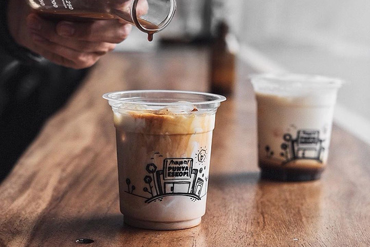 es kopi susu kekinian indonesia