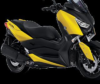 Yamaha XMax 250 Terjual 1,500 Unit Dalam Dua Hari… Dahsyat…!!