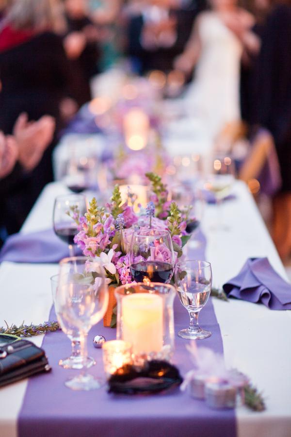 Bride+bridal+vineyard+winery+wine+purple+violet+Lavender+centerpieces+roses+dried+rustic+outdoor+spring+wedding+summer+wedding+fall+wedding+california+napa+valley+sonoma+white+floral+Mirelle+Carmichael+Photography+23 - Lavender Sprigs