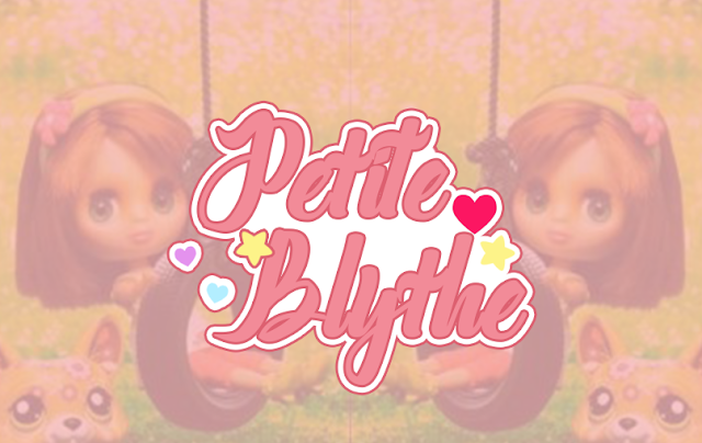 tudo sobre a boneca Petite Blythe