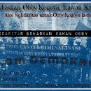 Undangan Aksi Solidaritas* Sidang lanjutan kriminalisasi Obby Kogoya