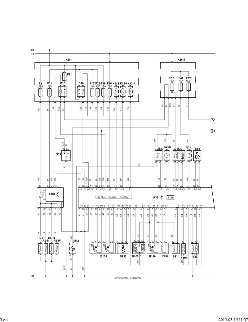 citroen c bsi wiring diagram citroen wiring diagrams online citroen c4 wiring diagram