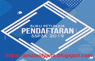 Setiap kali pelatihan terkait pengisian Aplikasi BUKU JUKNIS PENDAFTARAN PPPK (P3K) TAHUN 2019