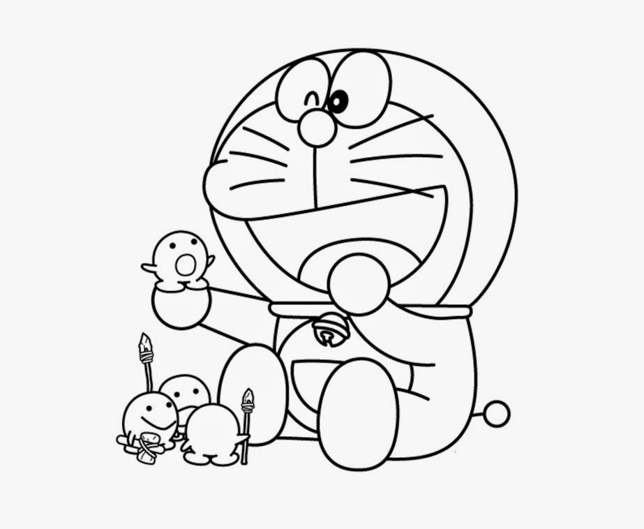 Dibujos Para Colorear E Imprimir De Doraemon: Desenhos Para Colorir E Imprimir: Desenhos Do Doraemon