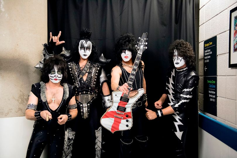 PAUL STANLEY ON THE 'END OF THE ROAD' TRADEMARK