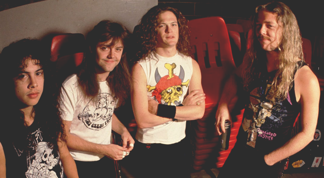 metallica and justice for all era