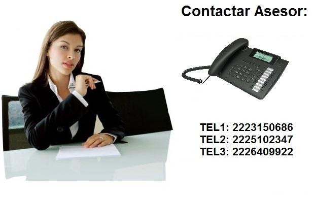 contacto telefonico