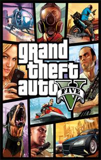 تحميل لعبة Grand Theft Auto V كاملة مجانا