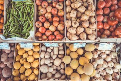 Beneficios de una alimentación ecológica frente a la tradicional