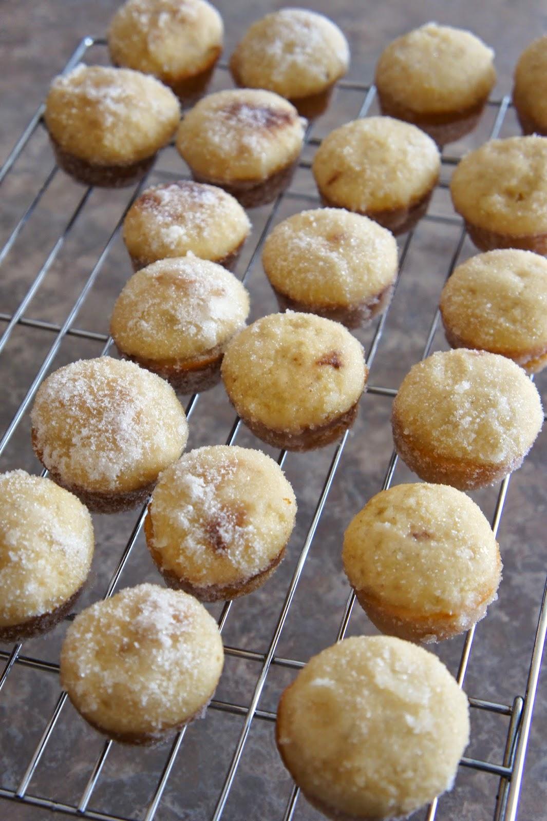 Mocha Cappuccino Hazelut Stuffed Doughnut Holes: Savory Sweet and Satisfying