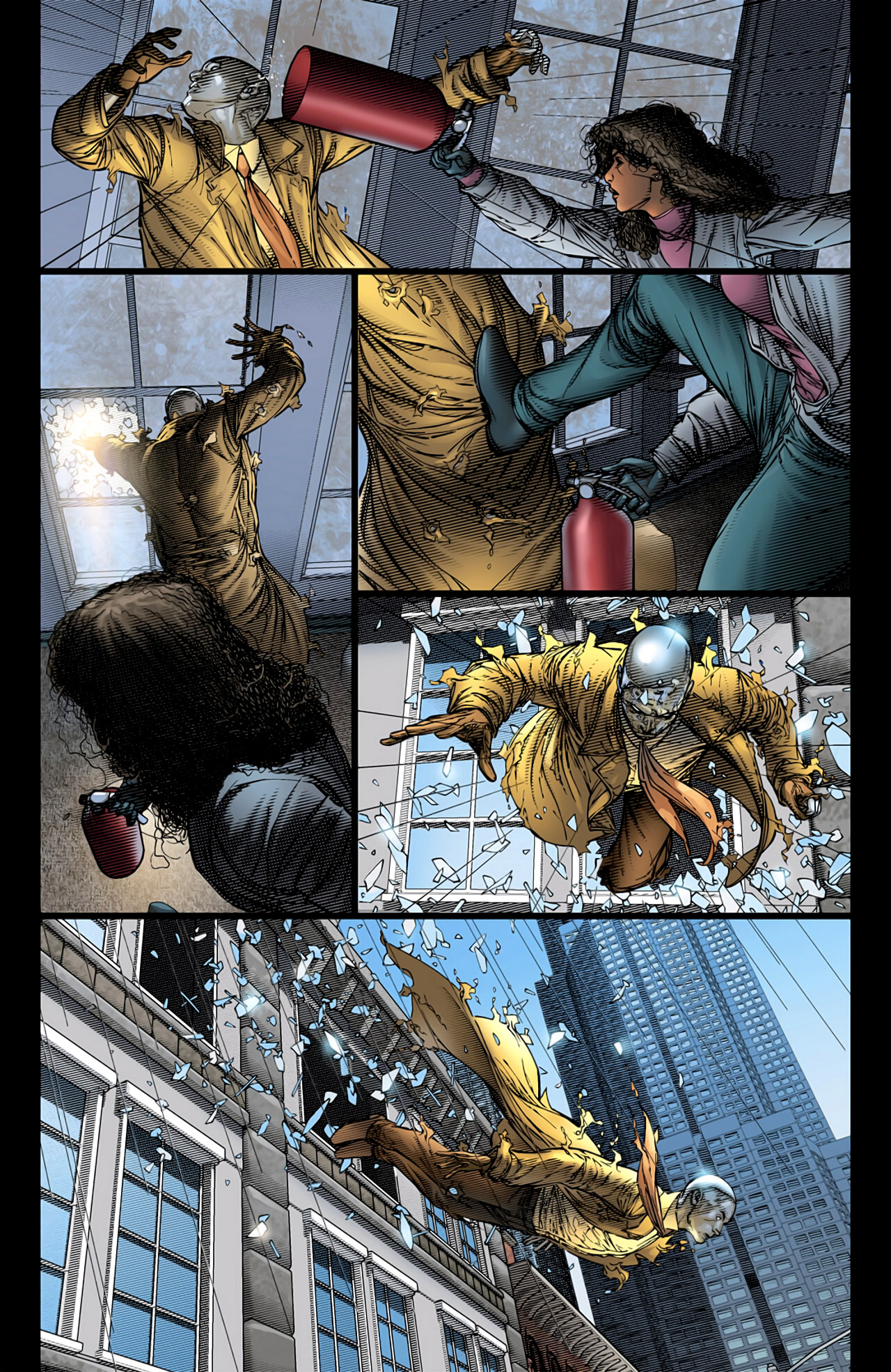 Read online Ultimate Extinction comic -  Issue #2 - 23