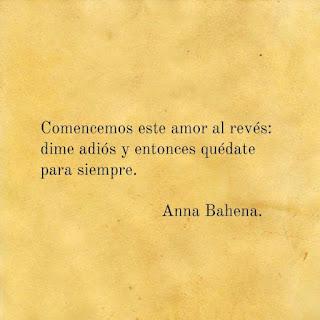 Frase de Anna Bahena