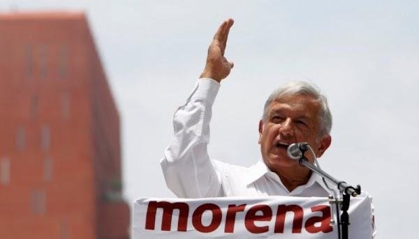 De acuerdo a El Universal, Morena ganaría las elecciones en este momento.