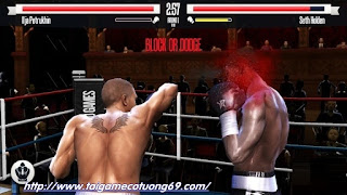 Game real boxing