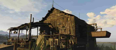 Red Dead Redemption 2 Gameplay Screenshot