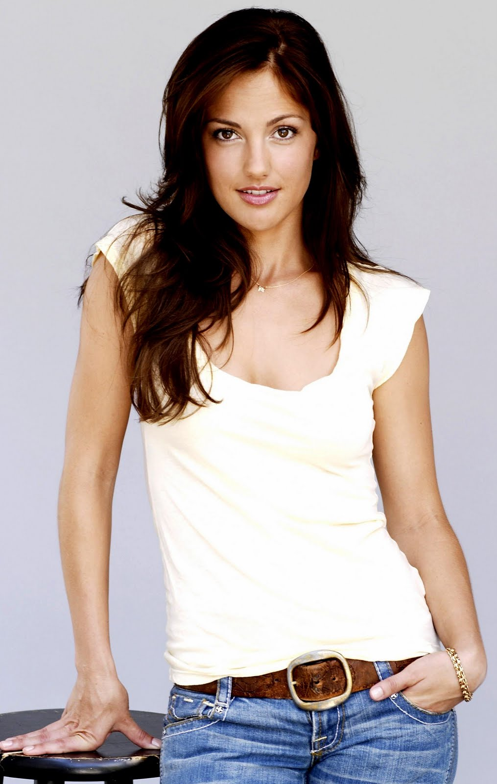 All About Celebrity: Minka Kelly Height, Weight And Body ...