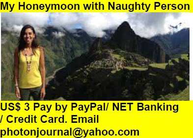 My Honeymoon with Naughty Person