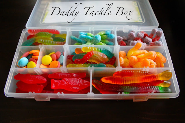 edible tackle box