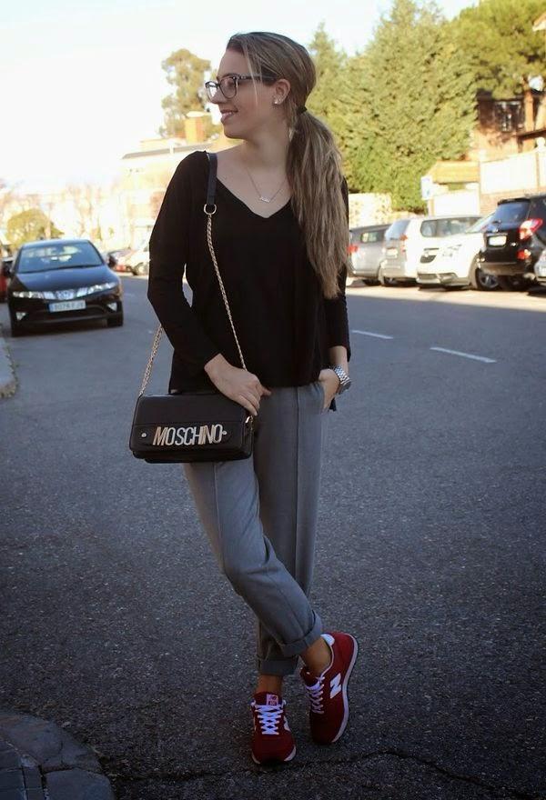 Zapatillas de mujer 2015