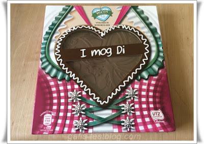 Herzschokolade