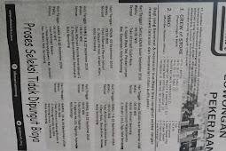 Lowongan Pegawai dan Kasir Alfamart Besar Besaran Kota Semarang