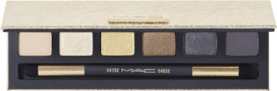 Mac Gold Snowball Eye Compact