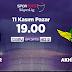 Antalyaspor - Akhisarspor  maçını izle