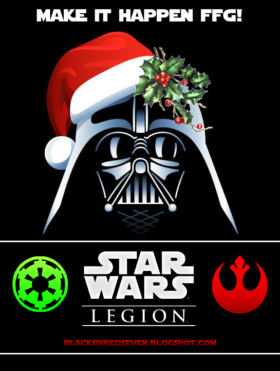 WILL FFG MAKE IT A LEGION HOLIDAY?