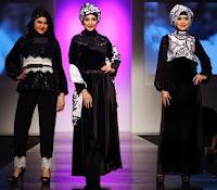 Desain Busana Muslim Modern