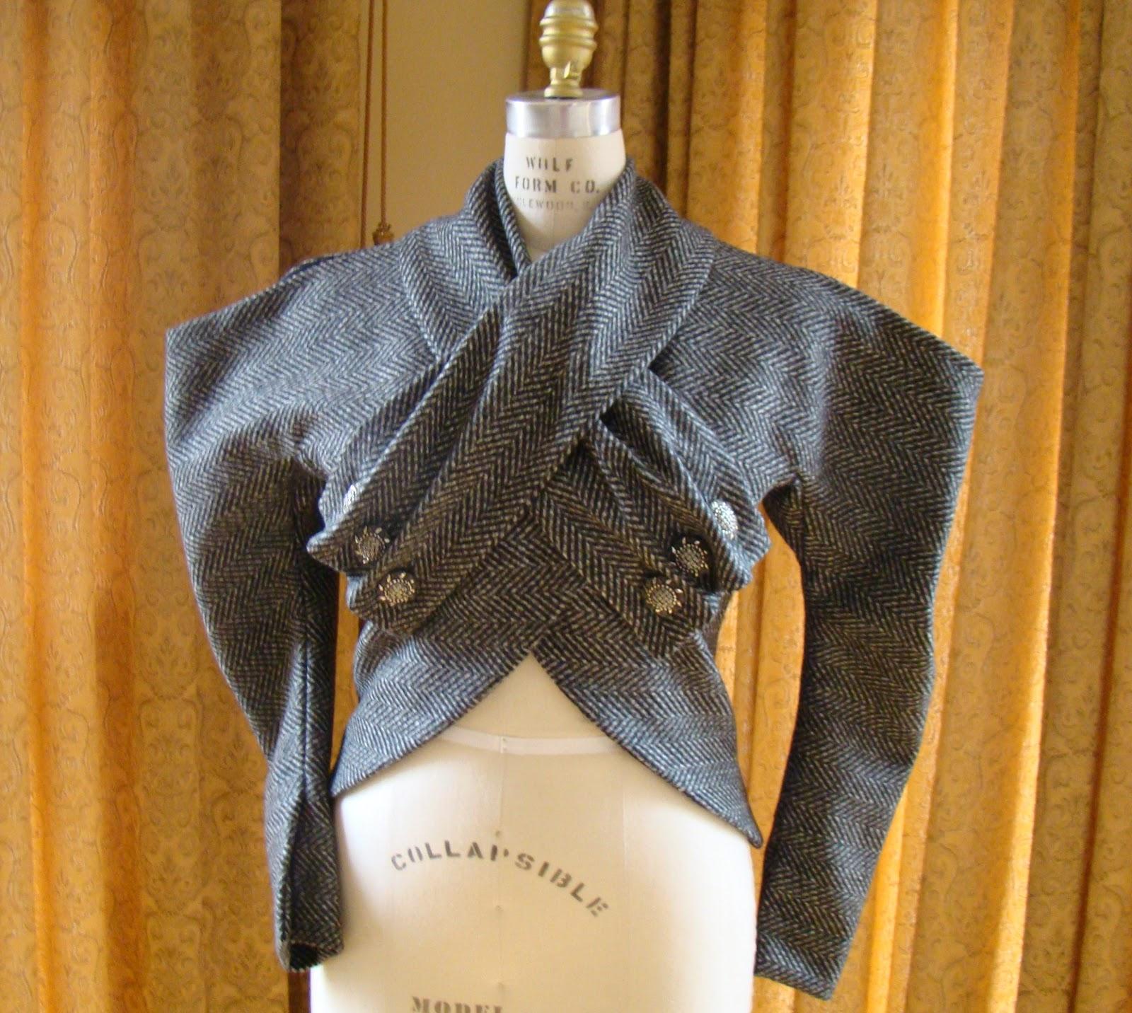 c3283e10f52d1 Did You Really Sew That   1933 Katharine Hepburn Vintage Jacket