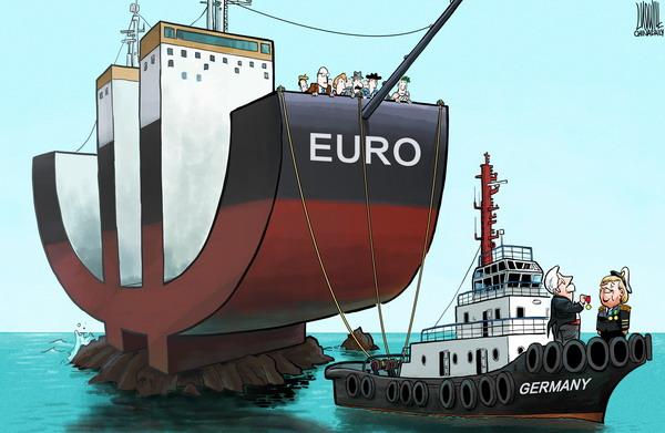 Η πικρή αλήθεια για το Ευρώ, την ΕΕ και την Ελλάδα