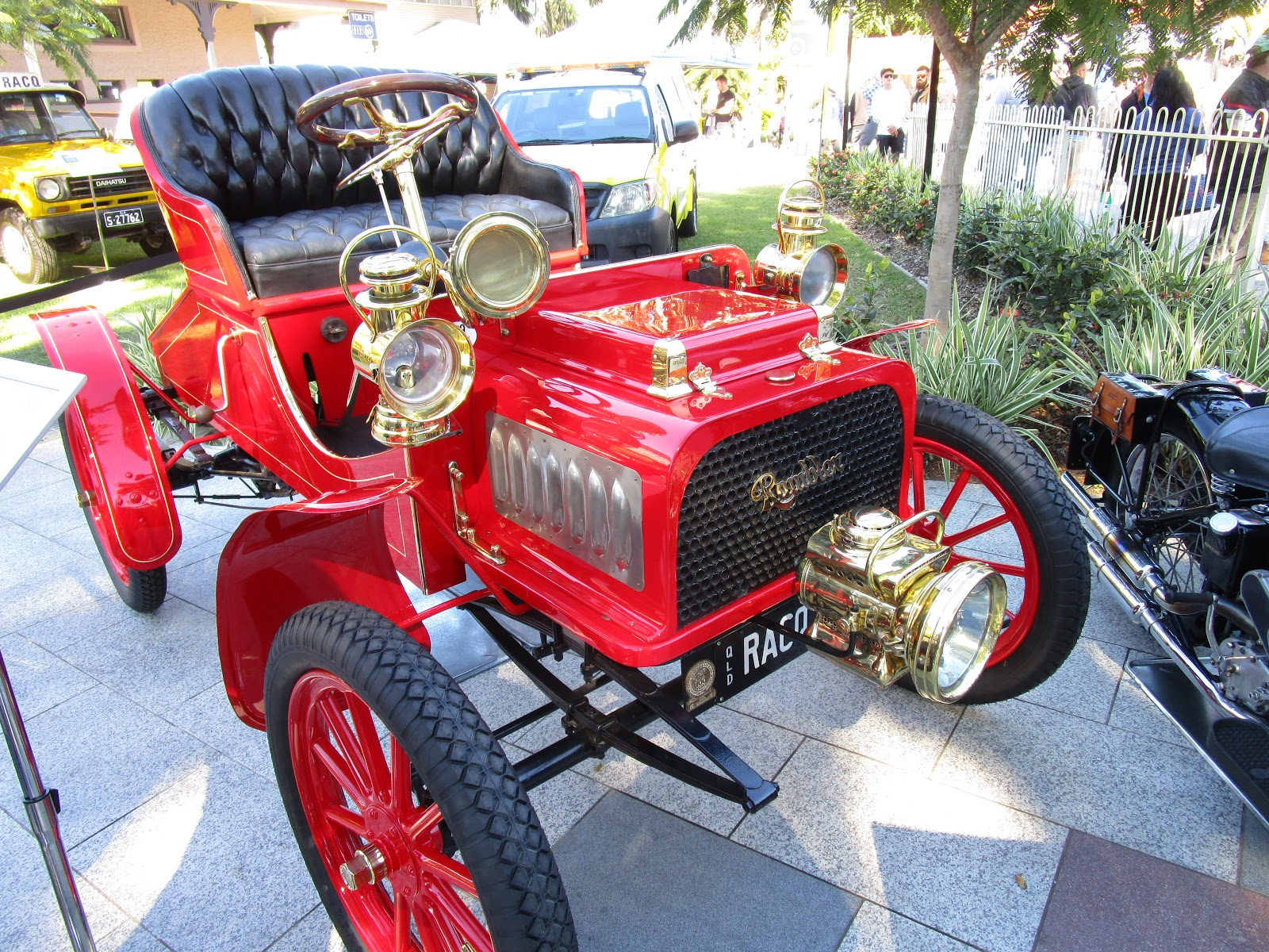 Johnnyfive Collectables: I Love Vintage Cars - 2018 RACQ