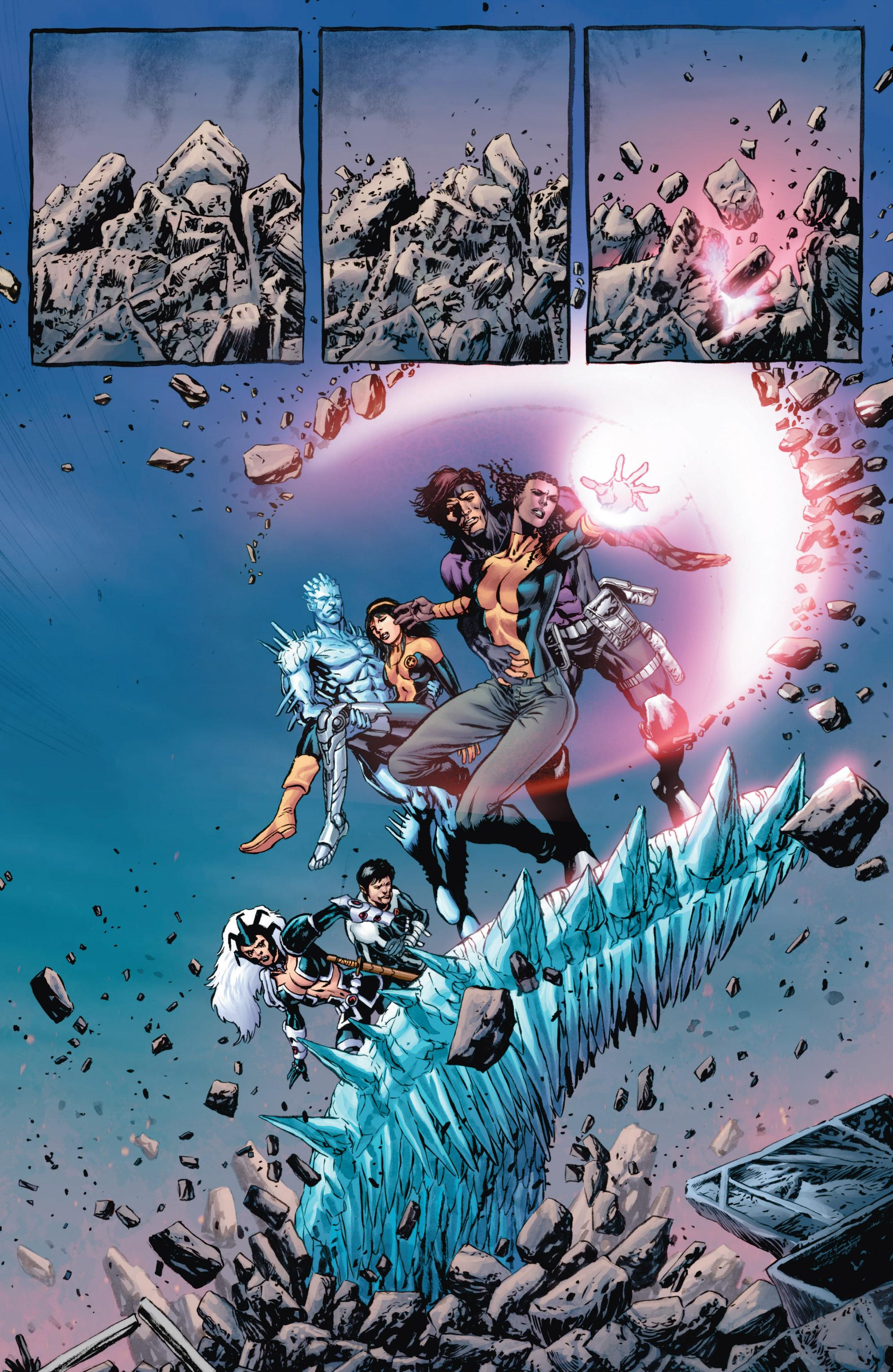 Read online Astonishing X-Men (2004) comic -  Issue #54 - 8