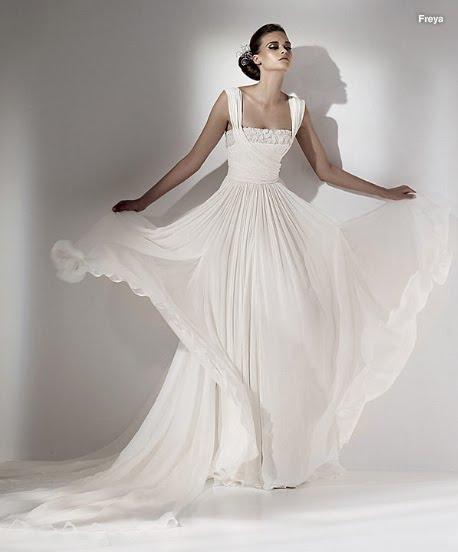 Stylishbeing: Wedding Dresses I Like: