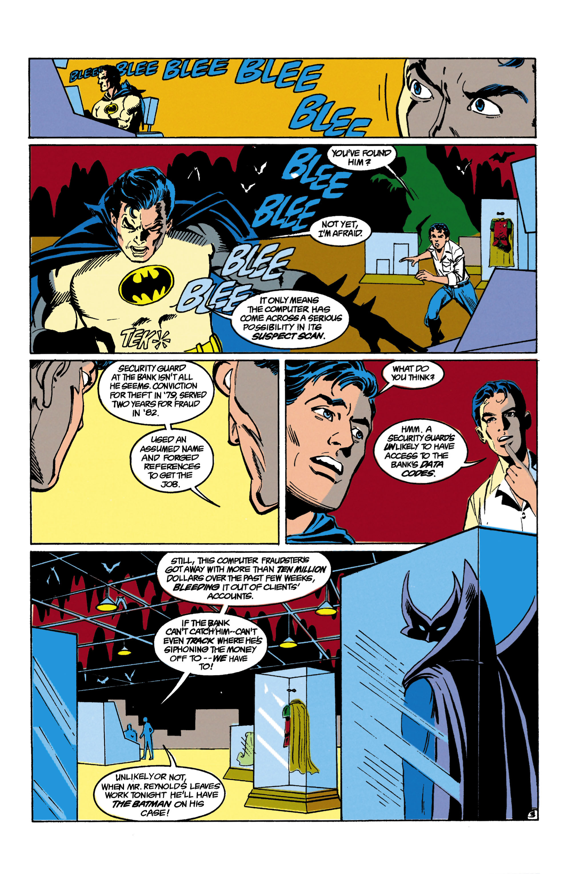 Detective Comics (1937) 618 Page 3