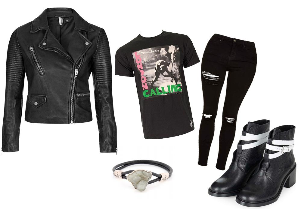 closet/wardrobe cosplay for sarah manning in orphan black