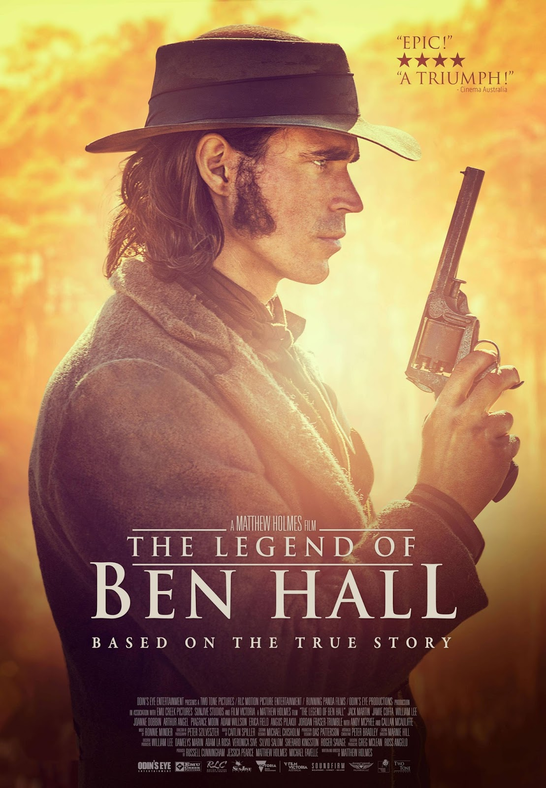 The Legend of Ben Hall 2016 - Full (HD)
