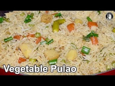Easy Homemade Vegetable Pulao Recipe