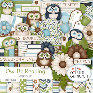 Owl Be Reading