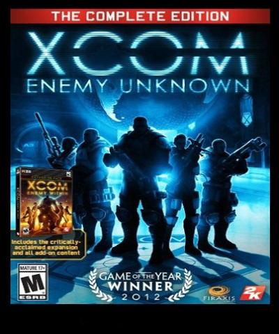 DESCARGAR  XCOM Enemy Unknown The Complete Edition  Español  MEGA