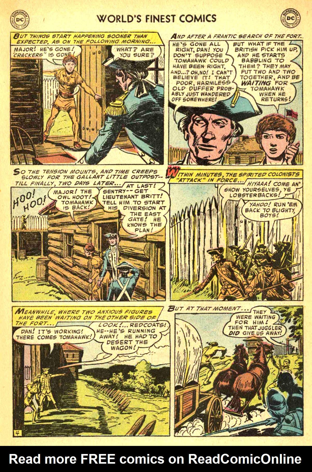 Read online World's Finest Comics comic -  Issue #77 - 31