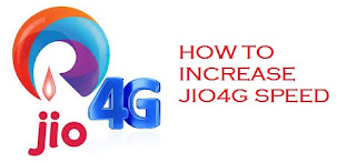 How to Increase Reliance Jio 4G Downloading Speed Upto 6 Mbps - ALL