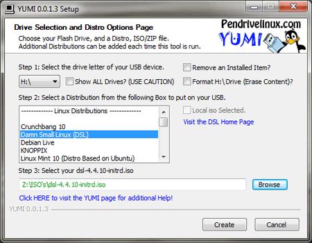 Yumi Crie Um Pendrive Ou Outra Unidade Usb Multiboot 225 Vel