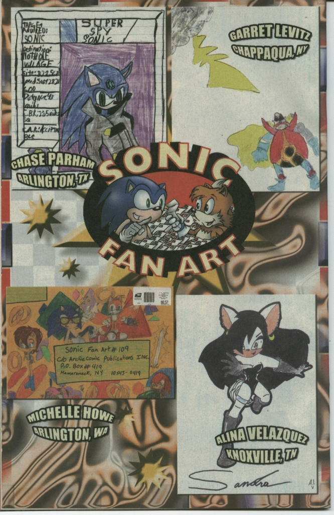 Read online Sonic The Hedgehog comic -  Issue #112 - 26