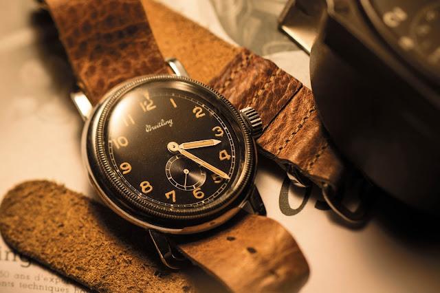 Đồng hồ của phi công Breitling, Tham khảo 768