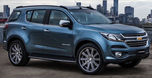 2016 Chevrolet Trailblazer Premiere Concept Review Release Date Price And Specs