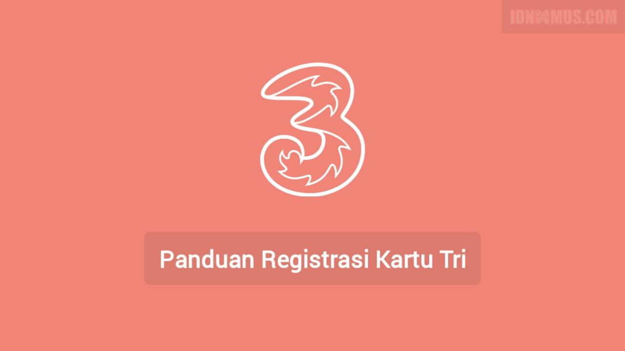 Registrasi Kartu Tri